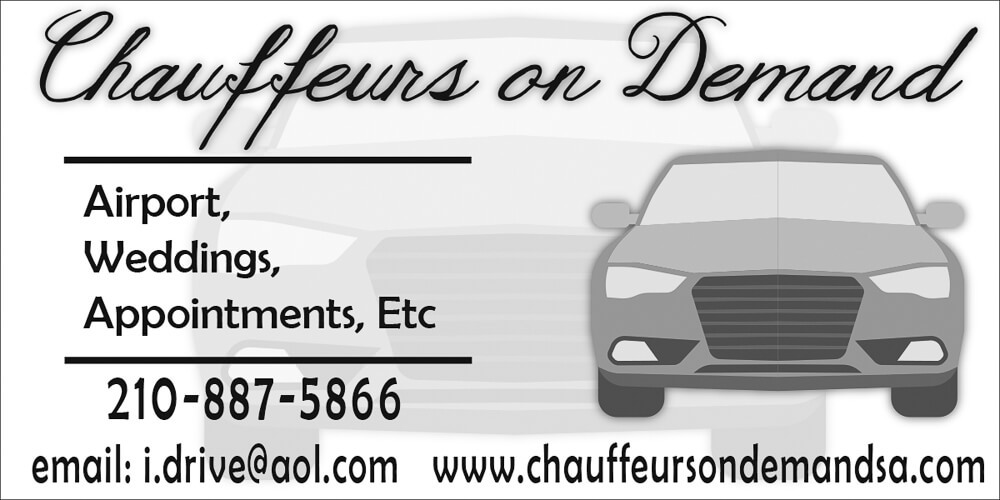 Chauffers on Demand
