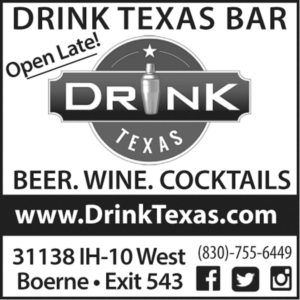Drink Texas