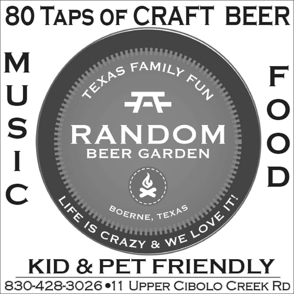 Random Beer Garden